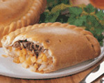 Traditional Steak Cornish Pasty