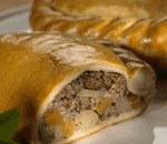 Lamb & Mint Cornish Pasty