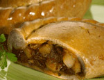 Beef Madras Cornish Pasty