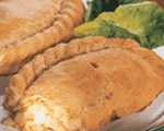 Cheese & Onion Cornish Pasty